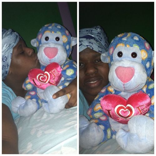 Lol Me&Teddy LastNight Doee