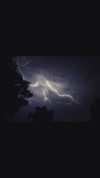 Lightning Thunderstorm Night Storm Sky Electricity  Outdoors Storm Cloud Power In Nature Nature No People Forked Lightning Beauty In Nature Lightinthedark Lightning Strikes