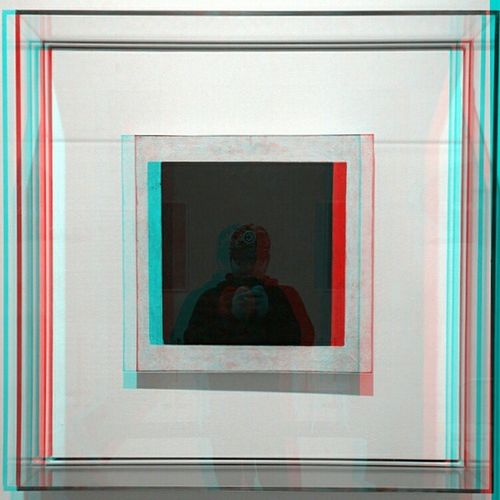 Malevich Blacksquare Glitch