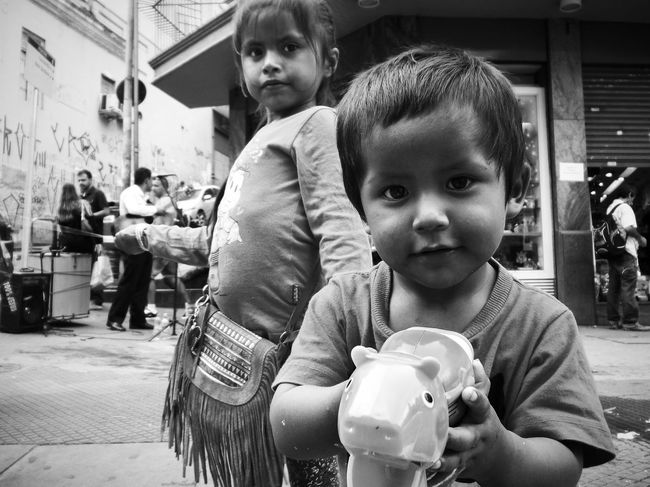 B&w Street Photography Showcase: December Everybodystreet Street Photography Streetphotography Portrait Portrait Of A Stranger Kids Being Kids