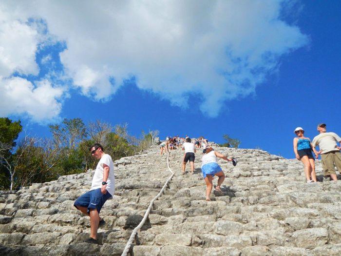 Stairs Piramids