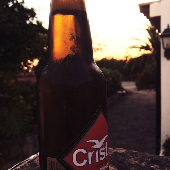 Sundowner Cerveja Algarve Portugal