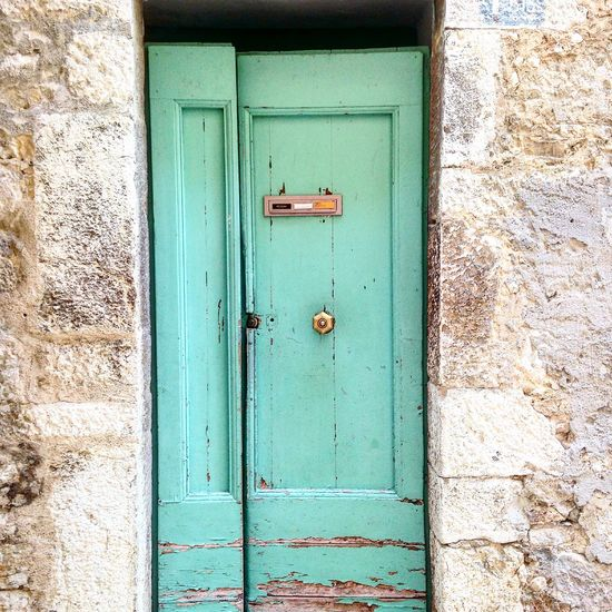 Door in vence France Travelling Color_boom Traveling Door Old Door France