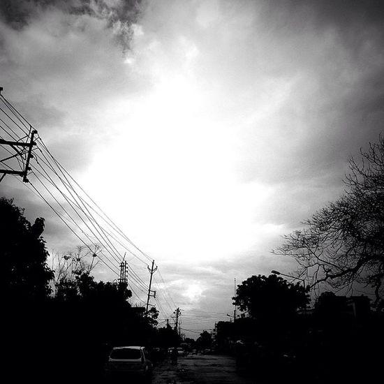 Instagood Sky Outdoors Rain instadaily instapic patiala iphonography iphonesia ig23 igers india anjoygraphix