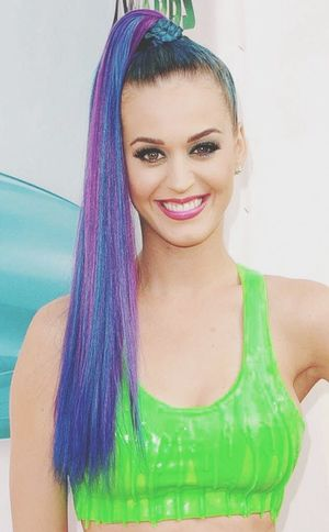 ?✨ Katy Perry Haircolor Nice Love Her