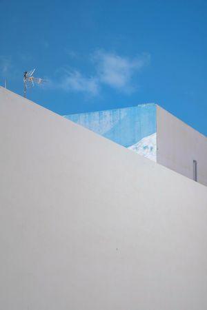 Fuerteventura fineart Fine Art Photography Sky Land Nature Day Cloud - Sky Blue Architecture Outdoors Sunlight