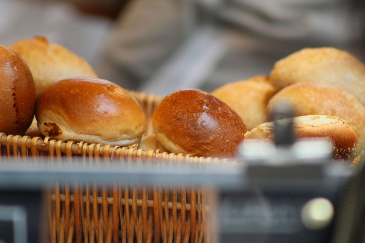 Baked Bakery Bread Close-up Day Food Food And Drink Freshness Indoors  No People Ready-to-eat Selective Focus