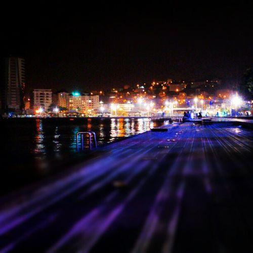 Night Lights Docks