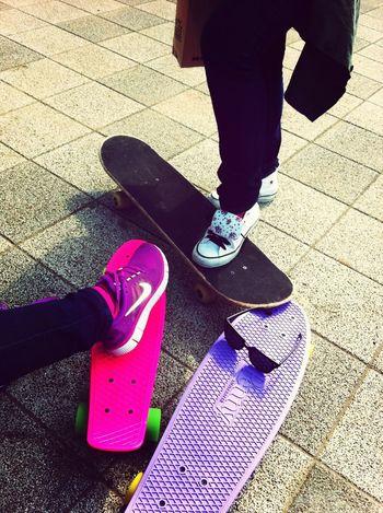 Friends Skateboard Penny