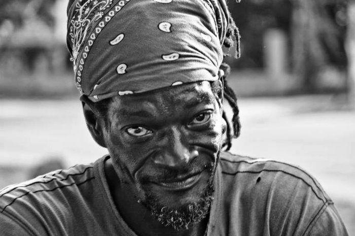 Portrait Photography RASTA Jamaica