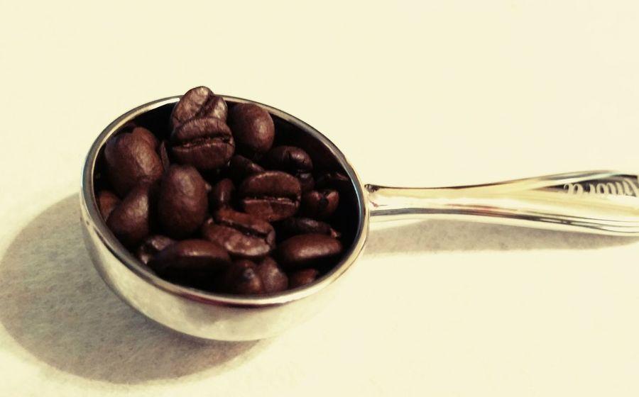 Spoon Coffee Beans