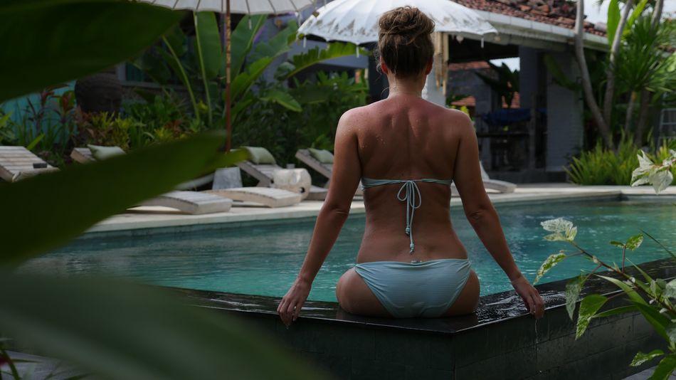 Bikini Bali Pool Poolside Pool Time Poolday Leisure Activity Lifestyles Tropical Paradise Hotel Travel Water EyeEmNewHere Swimming Pool Bali, Indonesia Eyeemmarket EyeEmNewHere