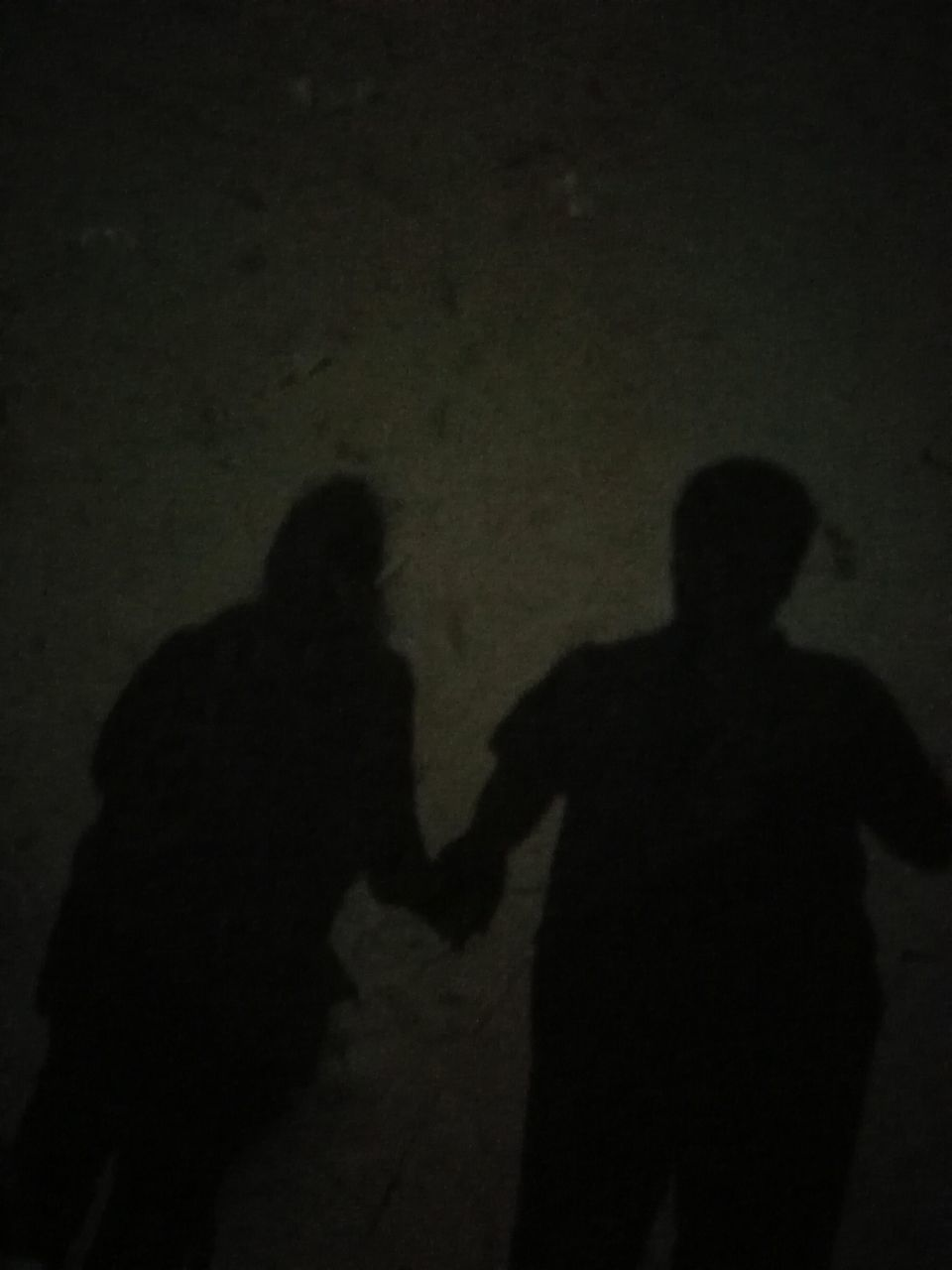 shadow, silhouette, focus on shadow, togetherness, father, men, dark, mystery, real people, love, family with one child, standing, horror, childhood, sunlight, spooky, lifestyles, child, outdoors, people, human body part, adult, halloween