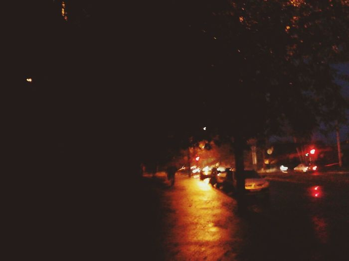 Night Twilight Photography Night View