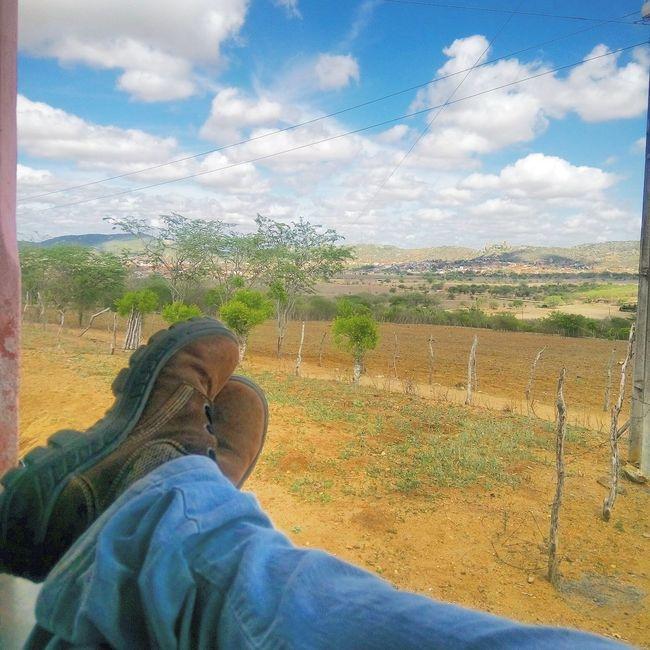 Pausa para o descanso. Paisagem ds cidade de Queimadas (PB) Sky Nature Miles Away