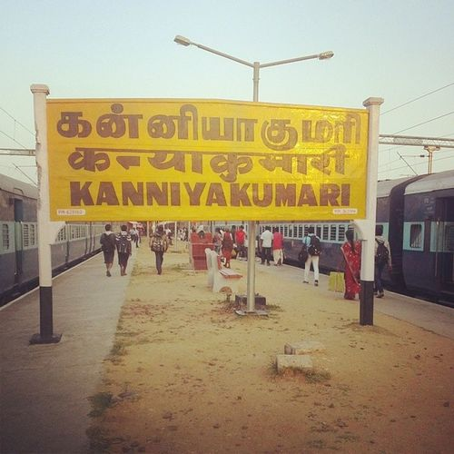The tippy-toes of India Tamilnadu India Backpacking Travel