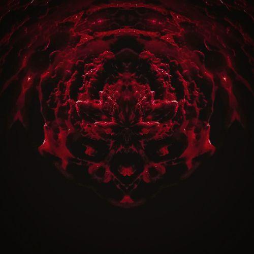 """""""Pathology of a dark dream"""" (2016) nightmarish mirror effect weird art Distorted images abstract art Weird but beautiful Happy Halloween"""