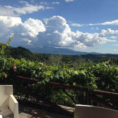 Great View Olevano Romano Casalcetto