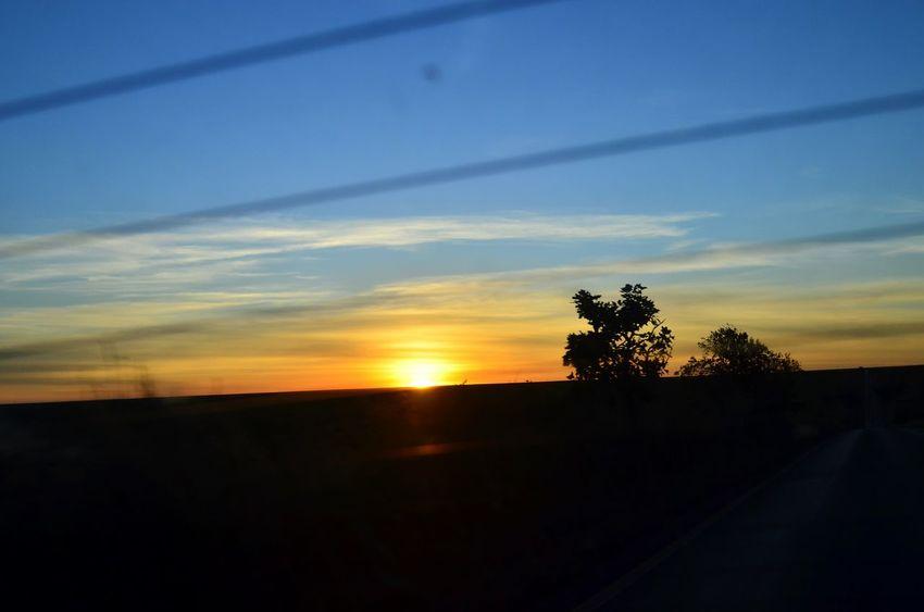 Sunset Sun_collection Sunset_collection Nature Natureza Brasil Nikon Estrada Sky Skyporn