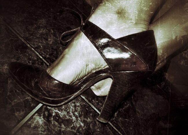 Shoe Fetish YaPecoYoPorTi Secretos De Mujer