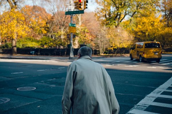 - Crossroads Outdoors People Eyeemphoto Travcimages EyeEm Gallery Popular Photos Sony A6000 Eye4photography  Portrait Color Winter Street Streetphotography