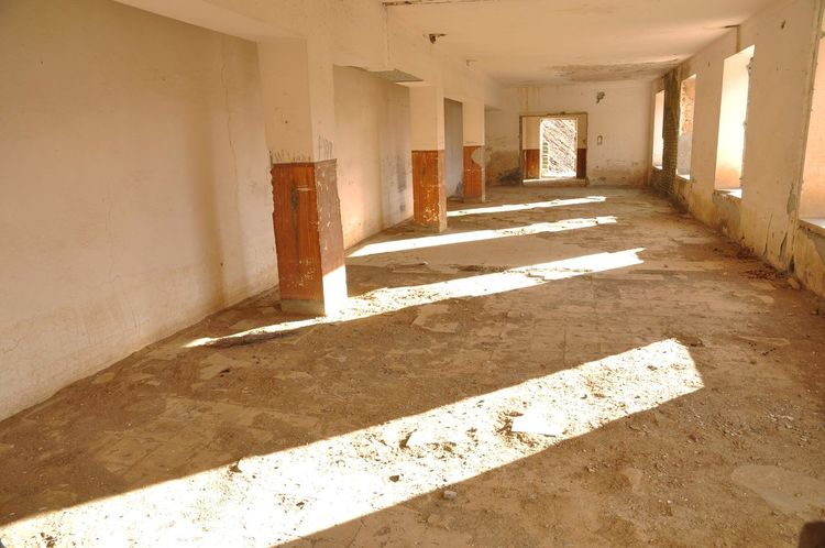 Abandoned Architecture Bad Condition Built Structure Corridor Day Empty History Indoors  No People