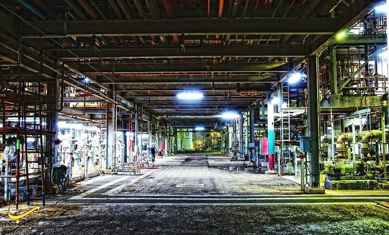 Al Kout petrochemical factory Architecture Industry Factory Indoors  HDR Alkout  Kuwait Q8 Photography Photoshop First Eyeem Photo