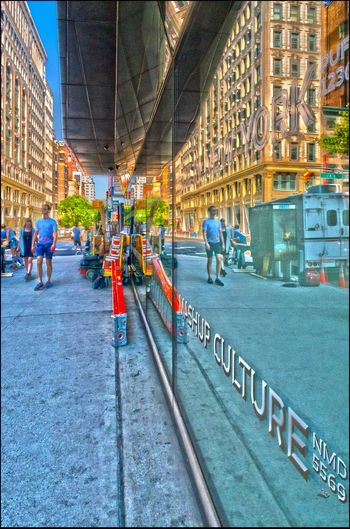 Mirror Images @ the New School - 6/22/16 As I Sees It Creative Blending Of Layers W/ PS CC2016 EyeEm StreetPhotography, NYC Fresh On Market June 2016 Glad I'm Not Driving‼️ Opportunistic Concept Photography Seeing Double