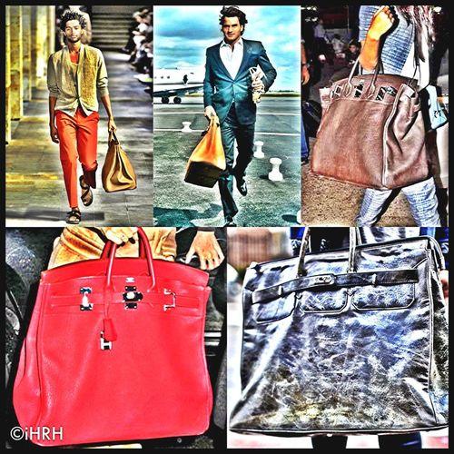 Oversized Hermès Birkin bag is a must have!!! #christmaswishlist