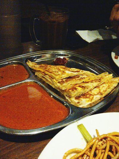 Roti! Roticanai Malaysianfood Foodphotography Nom Nom Nom