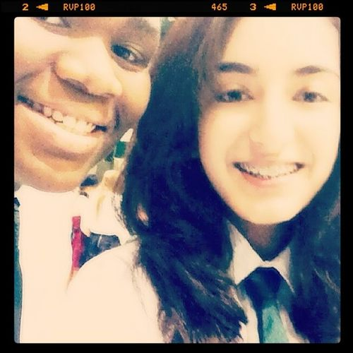 Me and the bestie @haitssana Lastconcertoftheyear