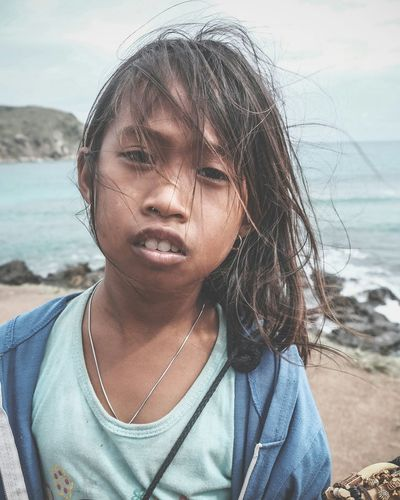 Beach Person Outdoors Children Travel Photography INDONESIA Lombok Documentary Photography Portrait Human Face On Assignment FUJIFILM X-T1 Fuji Fujifilm_xseries Fujifilm Travel ASIA Xt1 Destination Onassignment