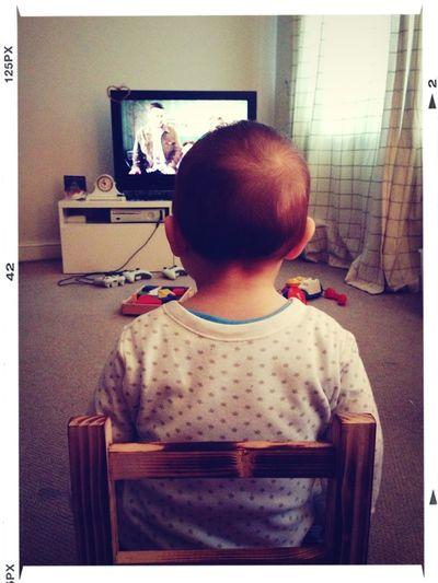 Watching Muppets