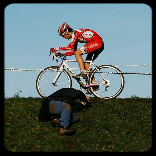 Alvaro Carral Campeón de Cantabria Junior de ciclocross 2012-2013 Cyclocross Ciclocross Cyklokross Veldrijden