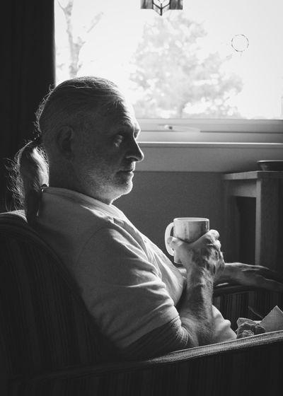 Grandad Person Portrait Canon Candid Photography Mature Adult Indoors  Family EyeEm Scotland TCPM