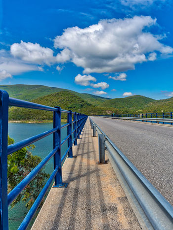 Footbridge Bridge - Man Made Structure Nature Reserve Observation Point