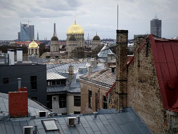 Riga Roofs Over The Roofs Cityscapes Street Photography Check This Out View Architecture Old Architecture City