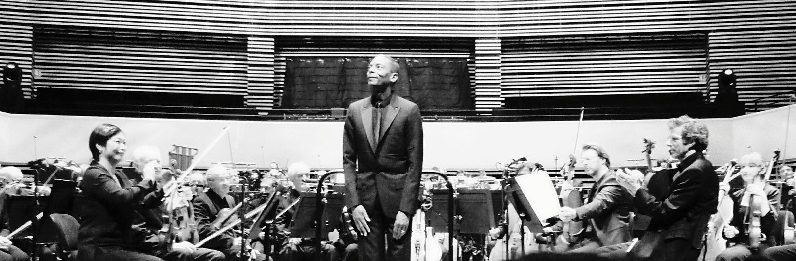 Orchestre Blackandwhite Jeff Mills Lille Electrosymphonique