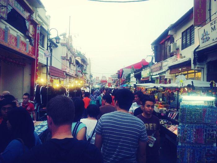 night market. Streetphotography