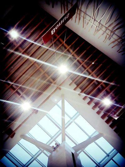 Roof Wood Glass