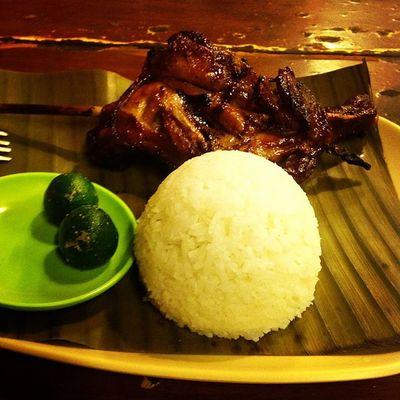 dinner.. i miss iloilo.. Manginasal Ilonggofood