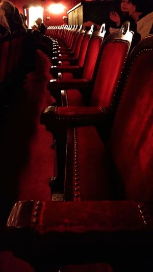 Theater Enjoying Life Interior Design Mystical Atmosphere Theater Des Westens Ku'damm La Vie Est Belle ! Femalephotographerofthemonth Theaters Theatre Chair 43 Golden Moments