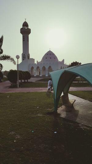 الخبر كورنيش تصويري  Alkhobar كورنيش الخبر السعودية  مسجد