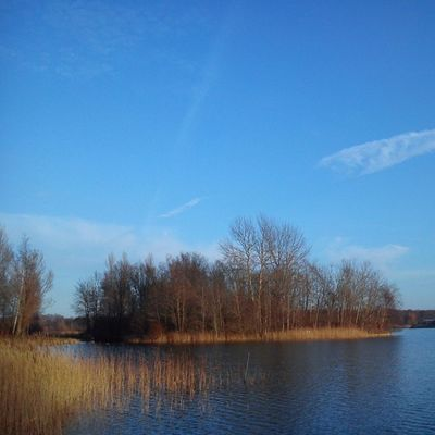 Lake Nature Naturefreak Sky Clouds Water Nederland Thenetherlands Nofilter