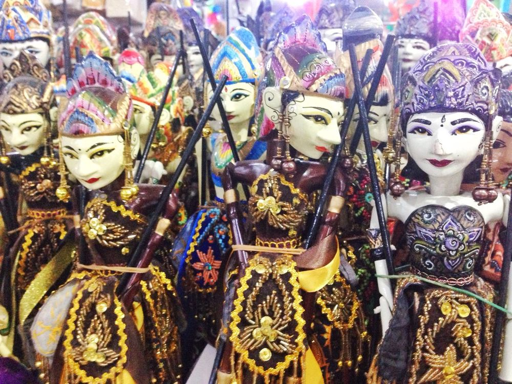 Culture Traditional Puppet Doll Puppet Doll Central Java,indonesia INDONESIA Yogyakarta Wood Puppet Puppet