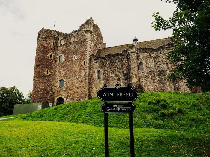 Doune castle,