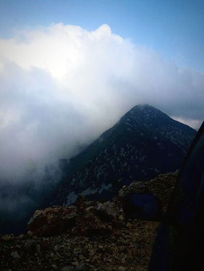 Montagne Cloud - Sky Nature No People Sky Tranquility Lebanon Wether Environment Dramatic Sky Relaxing Day Nature Outdoors Space Majestic Landscape