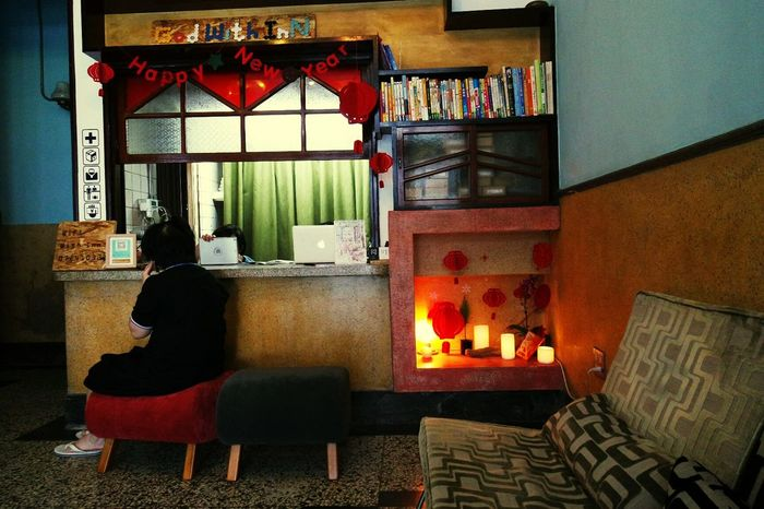 Withinn Hostel Oldhouse Asian Culture