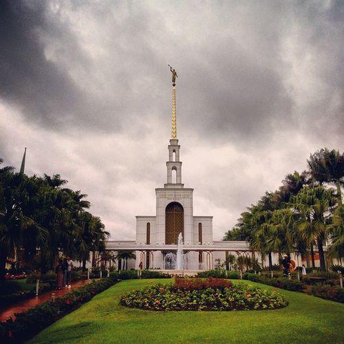 Saopaulo Templo Bendecida