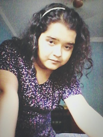 Sick-time selfie Hi! That's Me Sunny☀day Bad Weather Today